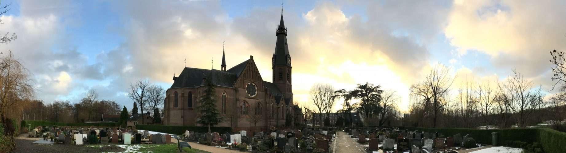 St. Urbanuskerk Bovenkerk - voor de brand per 15 september 2018