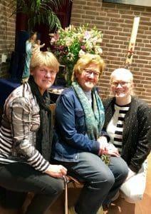 Familie Brockhoff bij Maria