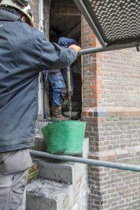 St. Urbanuskerk - Sacristie ontruimen 04