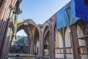 St Urbanus Bovenkerk binnenzijde