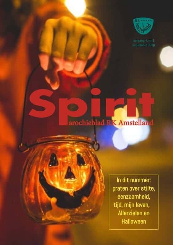 Parochieblad Spirit 2018 september