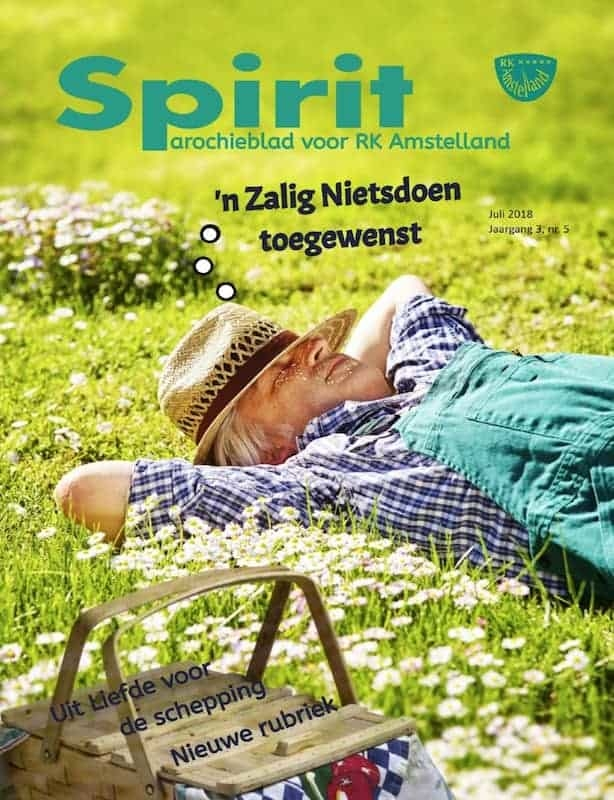 Parochieblad Spirit 2018 juli