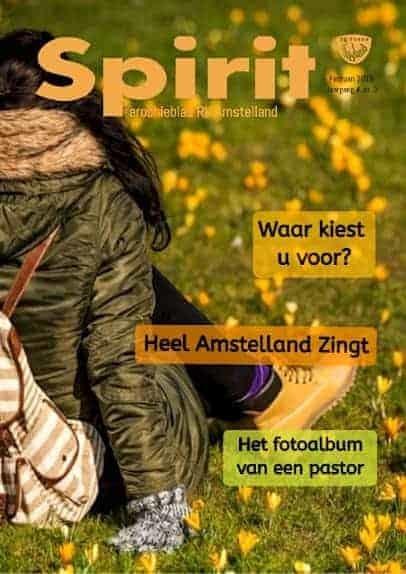 Parochieblad Spirit 2019 februari