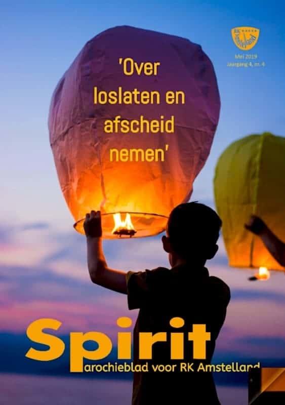 Parochieblad Spirit 2019 mei