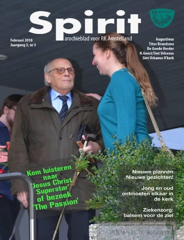Parochieblad Spirit 2018 februari