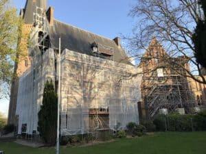 St. Urbanuskerk Bovenker - Pastorie onderhoud