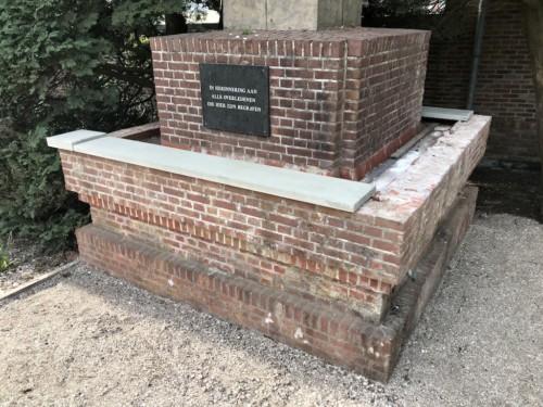 St. Urbanuskerk Bovenkerk - herstel monument