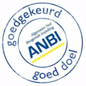 ANBI goedgekeurd logo
