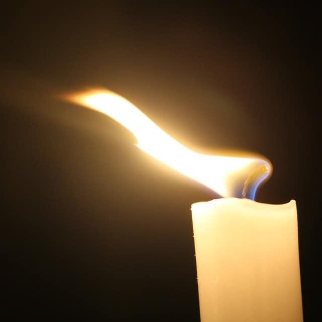 Houd uw lamp brandend