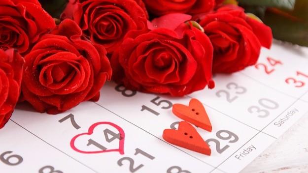 Valentijnsdag: een blijk van liefde