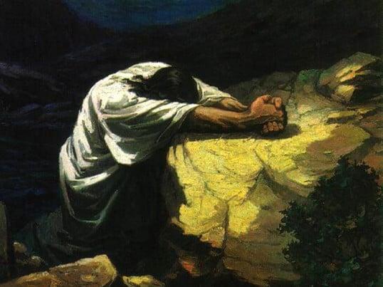 God verlaat ons niet